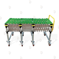 Skate Wheel telescopic conveyor (Upgrade)